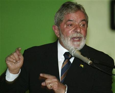 Brazilian President Luiz Inacio Lula da Silva. (Photo: Roberto Jayme)